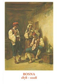 Obálka titulu BOSNA 1878-2008