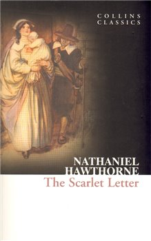 Obálka titulu The Scarlet Letter