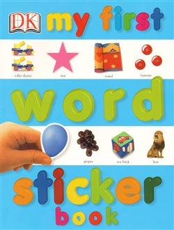 Obálka titulu My First Word Sticker Book