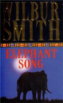 Obálka titulu Elephant Song