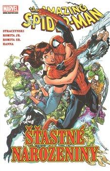 Obálka titulu Spider-man: Šťastné narozeniny