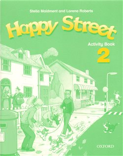 Obálka titulu Happy Street 2 - Activity Book