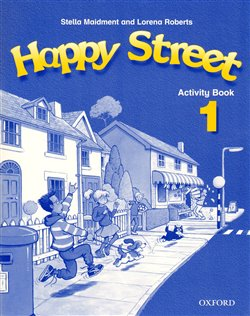 Obálka titulu Happy street 1 - Activity Book