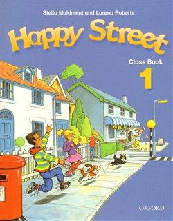 Obálka titulu Happy Street 1 - Classbook