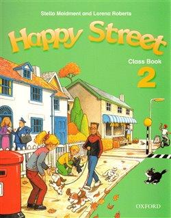 Obálka titulu Happy Street 2 - Classbook