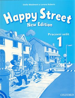 Obálka titulu Happy Street 1 - New edition - Activity Book + Multiroom Pack Czech edition