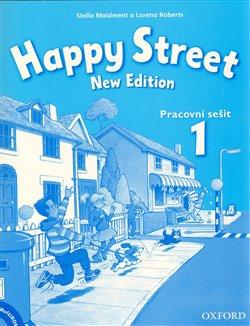 Obálka titulu Happy Street 1 - New edition - Activity Book + Multiroom Pack Czech edition