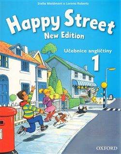 Obálka titulu Happy Street 1 - New edition - Class Book Czech edition