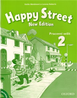 Obálka titulu Happy Street 2 - New edition - Activity Book + Multiroom Pack Czech edition