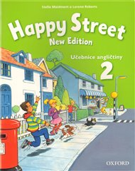 Happy Street 2 - New edition - Class Book Czech edition