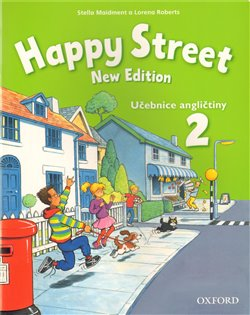 Obálka titulu Happy Street 2 - New edition - Class Book Czech edition