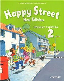 Obálka titulu Happy Street 2 - New edition - Class Book Czech edition
