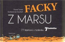 Obálka titulu Facky z Marsu