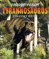 Obálka knihy Tyrannosaurus
