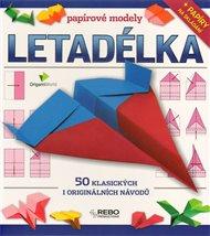 Letadélka - papírové modely