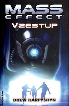 Obálka titulu Mass Effect 2: Vzestup