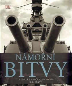 Obálka titulu Námořní bitvy