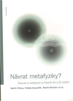 Obálka titulu Návrat metafyziky?