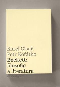 Obálka titulu Beckett: filosofie a literatura