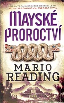 Obálka titulu Mayské proroctví