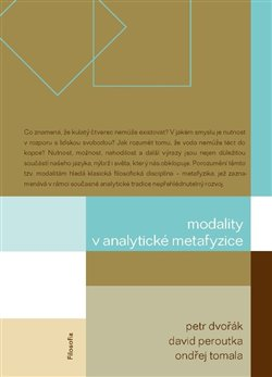 Obálka titulu Modality v analytické metafyzice