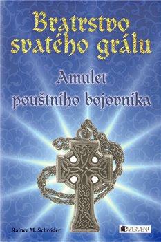 Obálka titulu Amulet pouštního bojovníka