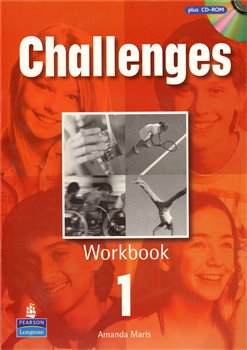 Obálka titulu Challenges 1 Workbook + CD-ROM