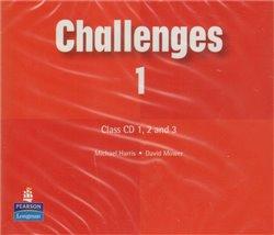 Obálka titulu Challenges 1