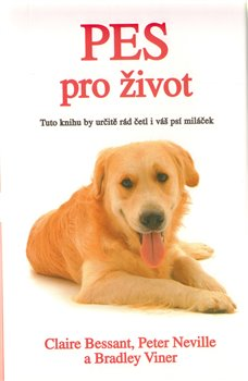 Obálka titulu Pes pro život