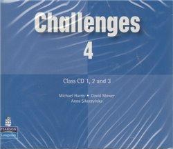 Obálka titulu Challenges 4