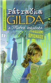 Obálka titulu Pátračka Gilda a Mrtvá schránka