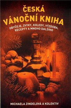 Obálka titulu Česká vánoční kniha