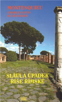 Obálka titulu Sláva a úpadek říše římské