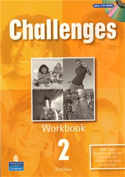 Challenges 2 Workbook + CD-ROM - Michael Harris, David Mower, Anna Sikorzyńska