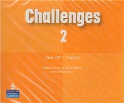 Challenges 2 - Michael Harris, David Mower, Anna Sikorzyńska (1xCD)
