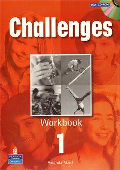 Challenges 1 Workbook + CD-ROM - Michael Harris, David Mower, Anna Sikorzyńska