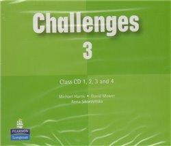 Challenges 3 - Michael Harris, David Mower, Anna Sikorzyńska (1xCD)