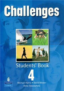 Challenges 4 Student´s book - Michael Harris, David Mower, Anna Sikorzyńska