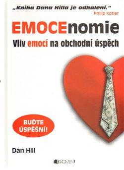 Obálka titulu EMOCEnomie - Vliv emocí na obchodní úspěch