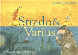 Obálka titulu Strado & Varius v Paříži