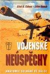 Obálka knihy Vojenské neúspěchy