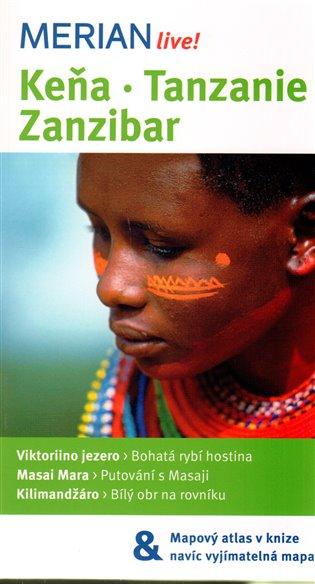 Keňa, Tanzanie, Zanzibar - Merian Live! - Marc Engelhardt | Booksquad.ink