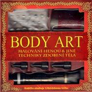 BODY ART - Malování henou & jiné techniky zdobení těla