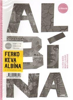 Obálka titulu Ferko, Keva, Albína - komplet