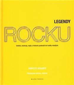 Obálka titulu Legendy rocku