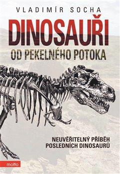 Obálka titulu Dinosauři od Pekelného potoka