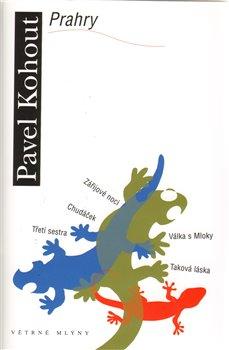 Obálka titulu Prahry