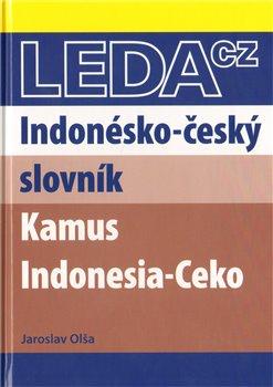 Obálka titulu Indonésko-český slovník
