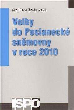 Obálka titulu Volby do Poslanecké sněmovny v roce 2010