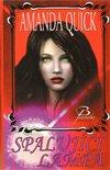 Obálka knihy Spalující lampa